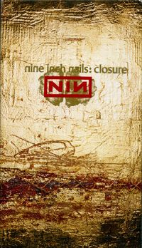 Cover Nine Inch Nails - Closure [VHS]